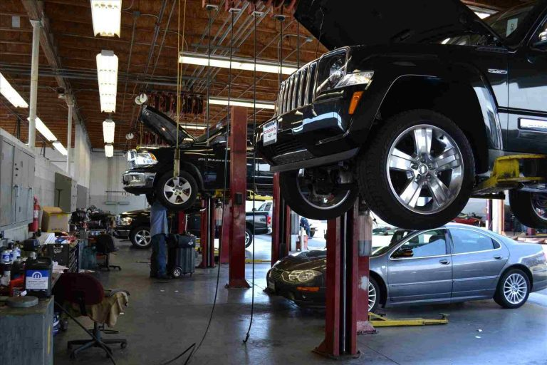 Finding The Best Jeep Service Center Near You