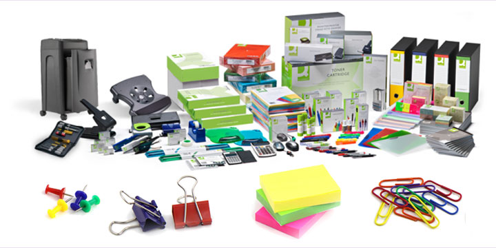 Top 5 essential office supplies