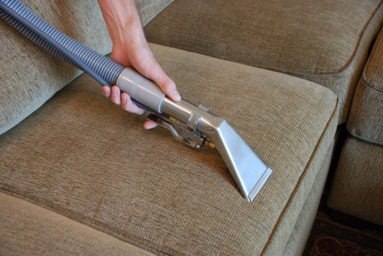 Four Reasons to Spend Money on Professional Upholstery Cleaning Services