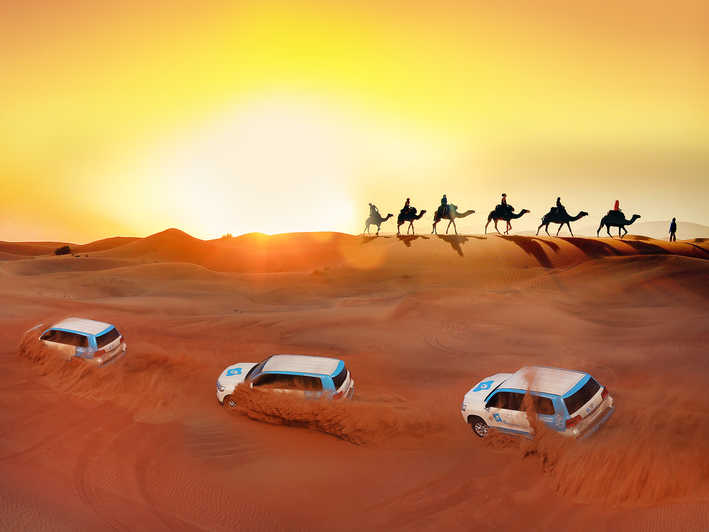 How to prepare for Dubai desert safari trip